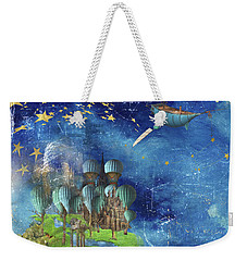 Starfishing In A Mystical Land Weekender Tote Bag