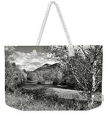 Stark, Nh Back Road  Weekender Tote Bag