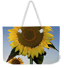 Starlight And Sunflowers - D008092 Weekender Tote Bag