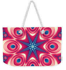 Starlight Chained Weekender Tote Bag