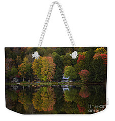 Starlight Lake Weekender Tote Bag