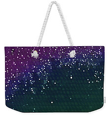 Starlight Through Trees Weekender Tote Bag