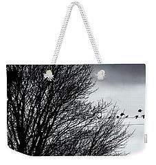 Starlings Roost Weekender Tote Bag