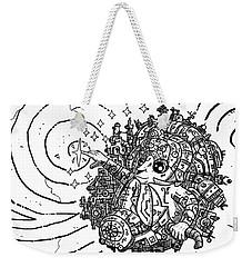 Starman Weekender Tote Bag