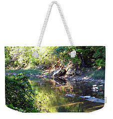 Starr Creek Weekender Tote Bag