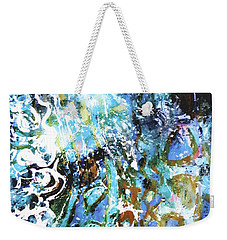 Starry Contribution 1 Weekender Tote Bag