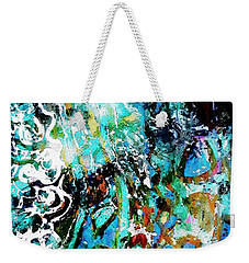 Starry Contribution Weekender Tote Bag