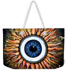 Starry Eye Weekender Tote Bag
