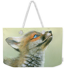 Starry Eyes Weekender Tote Bag