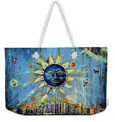 Starry Night 2017 Weekender Tote Bag
