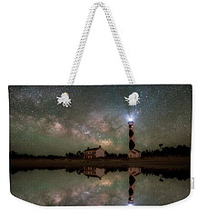 Starry Reflections Weekender Tote Bag