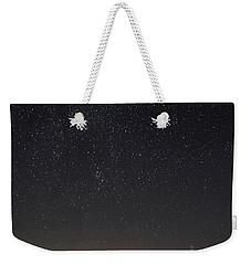 Starry Sky Over Virginia Farm Weekender Tote Bag