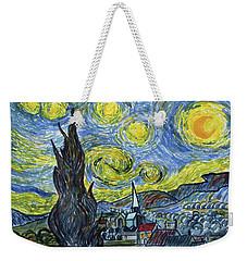 Starry, Starry Night Weekender Tote Bag