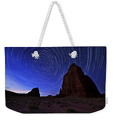 Stars Above The Moon Weekender Tote Bag by Chad Dutson