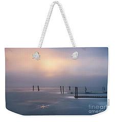 Stars On Ice Weekender Tote Bag