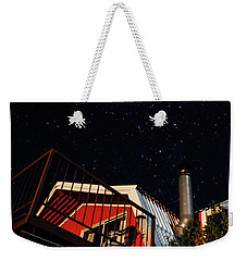 Stars Over Gila Cottage Weekender Tote Bag