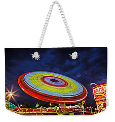 State Fair Weekender Tote Bag by Sennie Pierson