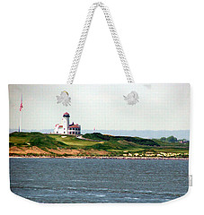 Staten Island Weekender Tote Bag