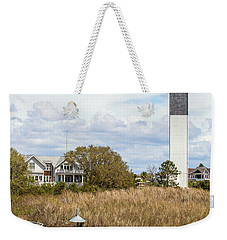 Station 18 On Sullivan's Island, Sc Weekender Tote Bag