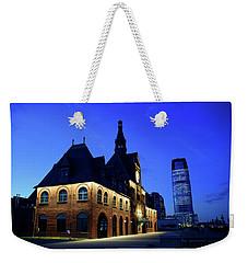 Station House Weekender Tote Bag