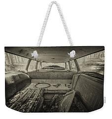 Station Wagon Weekender Tote Bag