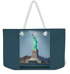 Statue Of Liberty 2 Weekender Tote Bag