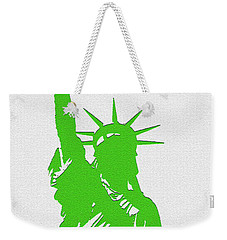 Statue Of Liberty No. 9-1 Weekender Tote Bag