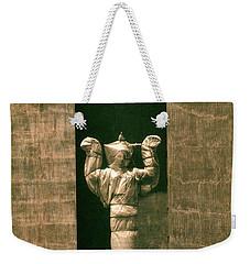 Statues Individual #1 Weekender Tote Bag