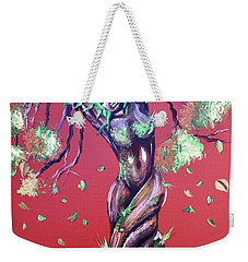 Stay Rooted- Stay Grounded Weekender Tote Bag