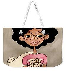 Stay Woke Weekender Tote Bag