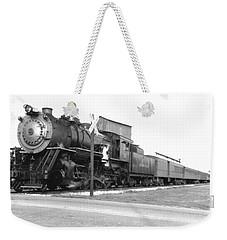 Steam In Motion Weekender Tote Bag