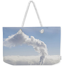Steam Weekender Tote Bag