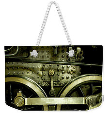 Steam Power I Weekender Tote Bag