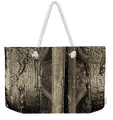 Weekender Tote Bag featuring the photograph Steam Train Series No 31 by Clare Bambers