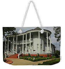 Steamboat House  Weekender Tote Bag by Ronald Olivier