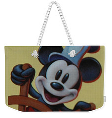 Steamboat Willy Weekender Tote Bag