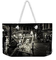 Steamin' Johnny Weekender Tote Bag