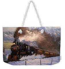 Steamin South Weekender Tote Bag