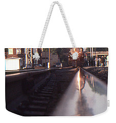 Steaming Up Weekender Tote Bag