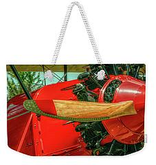 Stearman C3b Biplane Weekender Tote Bag