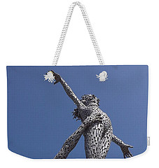 Steel People Weekender Tote Bag