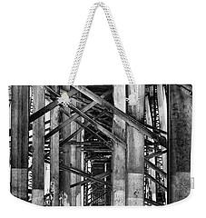 Steel Support Weekender Tote Bag