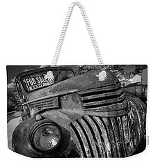 Steel Treasure Weekender Tote Bag