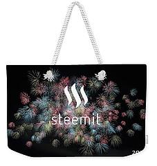 Steemit 2017 Weekender Tote Bag