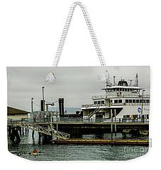 Steilacoom Ferry,washington State Weekender Tote Bag