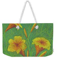 Stella D'oro #2 Weekender Tote Bag