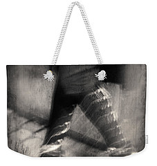 Weekender Tote Bag featuring the photograph Step by Andrey  Godyaykin