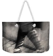 Step Weekender Tote Bag
