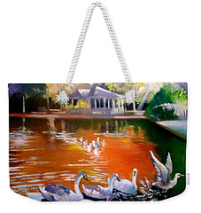 Stephens Green Dublin Ireland Weekender Tote Bag