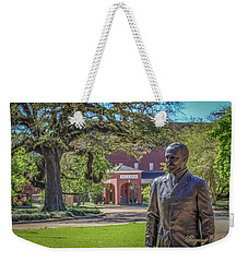 Stephens, Oaks And Walk Of Honor Weekender Tote Bag by Gregory Daley  PPSA